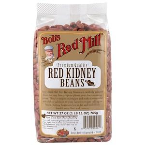 Бобс Рэд Милл, Red Kidney Beans, 27 oz (765 g) отзывы