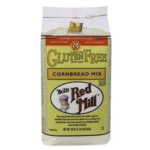 Бобс Рэд Милл, Cornbread Mix, Gluten Free, 20 oz (567 g) отзывы покупателей