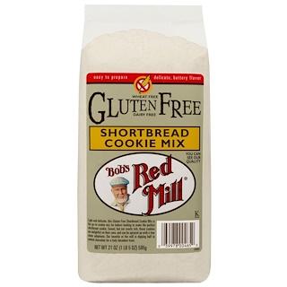 Bob's Red Mill, グルテンフリー ショートブレッドクッキーミックス, 21オンス (595 g)