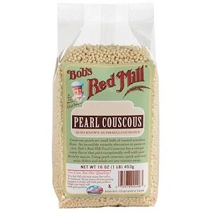Бобс Рэд Милл, Pearl Couscous, 16 oz (453 g) отзывы