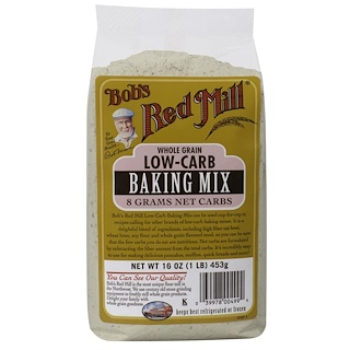 Bob's Red Mill, Low-Carb Baking Mix, 16 oz (453 g)