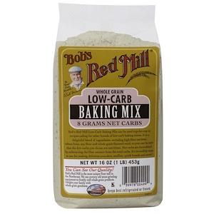Бобс Рэд Милл, Low-Carb Baking Mix, 16 oz (453 g) отзывы покупателей