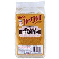 Bob's Red Mill, 低碳水麵包預拌粉,16盎司(453克)