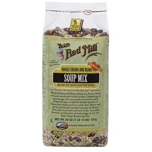 Бобс Рэд Милл, Soup Mix, Whole Grains and Beans, 1.6 lbs (737 g) отзывы