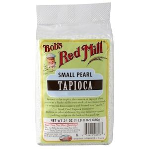 Бобс Рэд Милл, Small Pearl Tapioca, 24 oz (680 g) отзывы