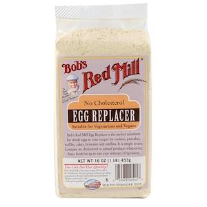 Бобс Рэд Милл, All Natural Egg Replacer, 16 oz (453 g) отзывы