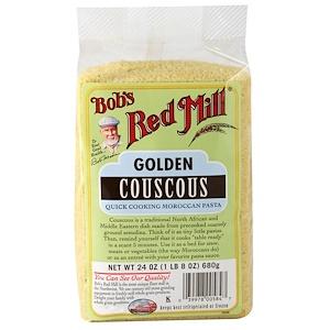 Бобс Рэд Милл, Golden Couscous, 24 oz (680 g) отзывы покупателей