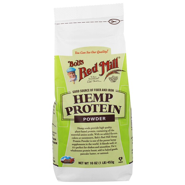 Bob's Red Mill, Hemp Protein Powder, 16 oz (453 g)