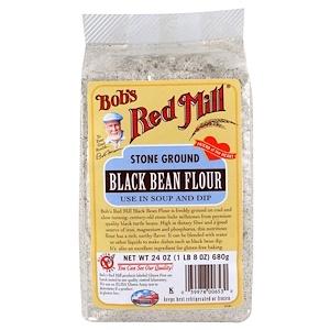 Бобс Рэд Милл, Black Bean Flour, 24 oz (680 g) отзывы