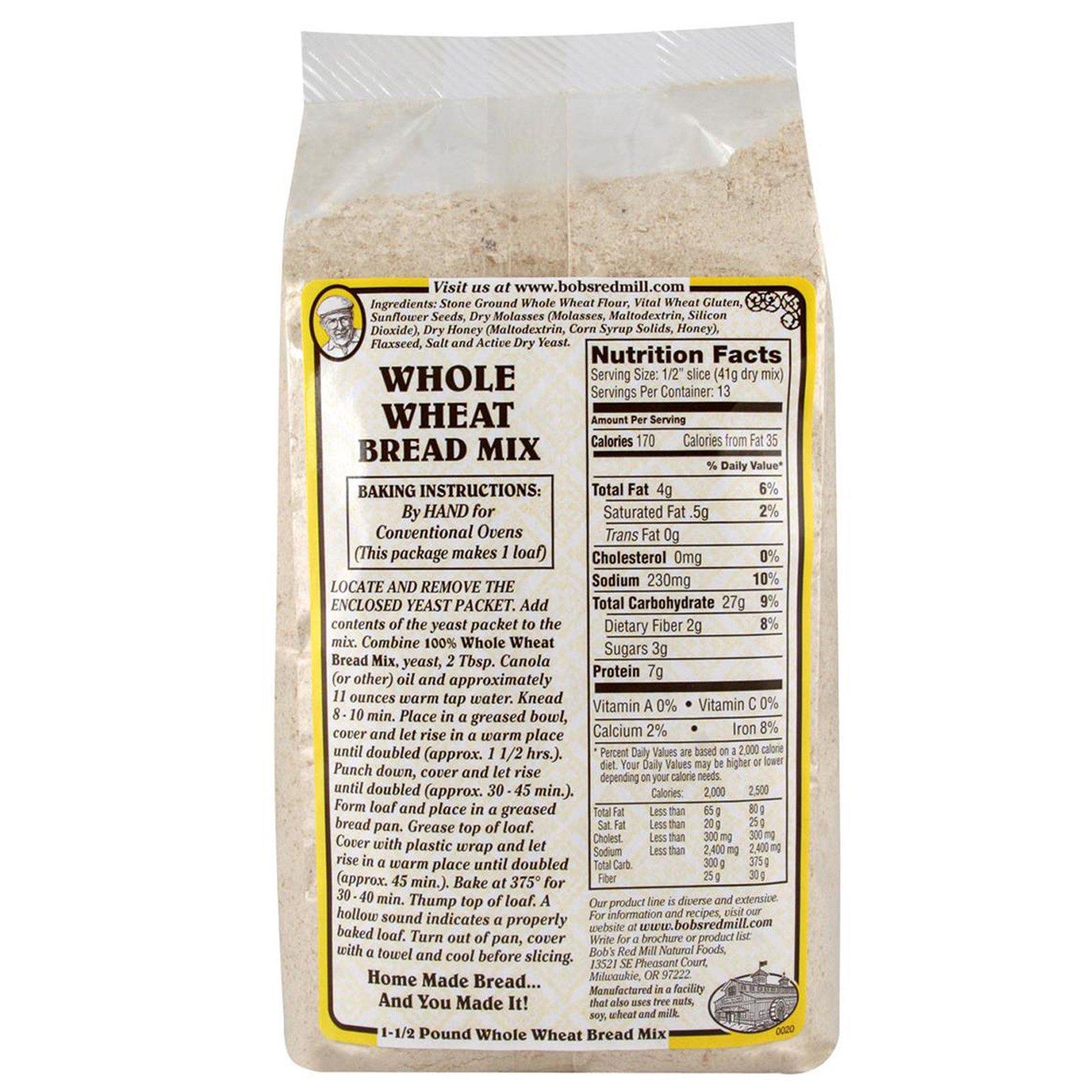 Nutrition News: nutrition facts vital wheat gluten