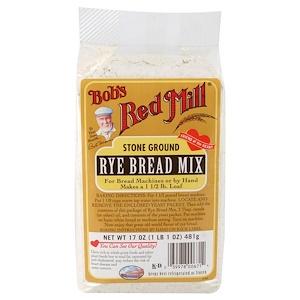 Бобс Рэд Милл, Rye Bread Mix, 17 oz (481 g) отзывы покупателей