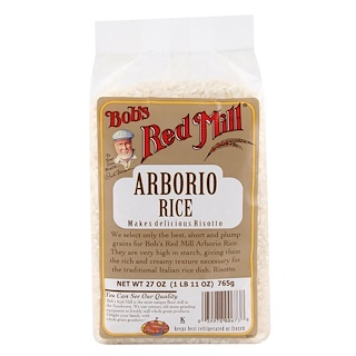 Bob's Red Mill, Arborio Rice, 27 oz (765 g)