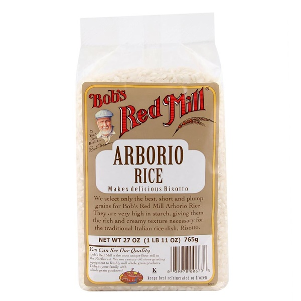 Bob's Red Mill, Arborio Rice, 27 oz (765 g) (Discontinued Item)