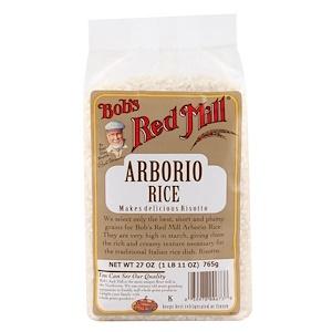 Бобс Рэд Милл, Arborio Rice, 27 oz (765 g) отзывы