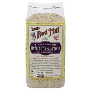 Бобс Рэд Милл, Hazelnut Meal/Flour, 14 oz (396 g) отзывы