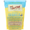Bob's Red Mill, Pan-Baked Granola, Lemon Blueberry, 11 oz (312 g)