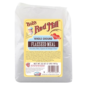 Бобс Рэд Милл, Flaxseed Meal, 32 oz (907 g) отзывы