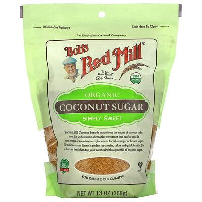 Купить Bob's Red Mill Organic, Coconut Sugar, 13 oz (369 g)
