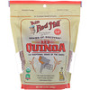 Bob's Red Mill, Quinoa rouge bio, grain entier, 369 g