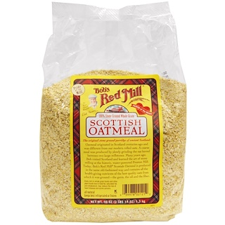 Bob's Red Mill, Scottish Oatmeal, 46 oz (1.3 kg)