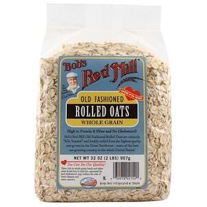 Бобс Рэд Милл, Old Fashioned Rolled Oats, 2 lbs (907 g) отзывы покупателей