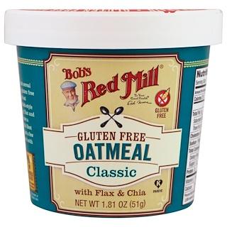 Bob's Red Mill, Oatmeal, Classic, 1.81 oz (51 g)