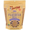 Bob's Red Mill, Premium Whole Ground Flaxseed Meal, 16 oz (453 g) (Discontinued Item)