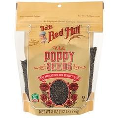 Bob's Red Mill, Whole Poppy Seeds, 8 oz (226 g)