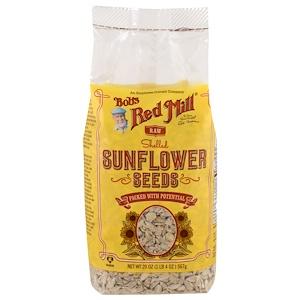 Бобс Рэд Милл, Raw Shelled Sunflower Seeds, 20 oz (567 g) отзывы