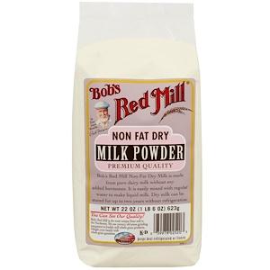 Бобс Рэд Милл, Milk Powder, Nonfat Dry, 22 oz (623 g) отзывы