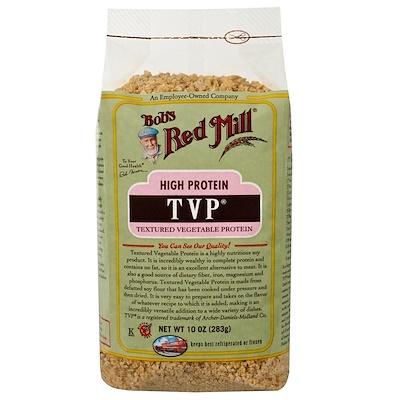TVP, текстурированный растительный белок, 283г цена