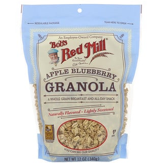 Bob's Red Mill, Granola, Apple Blueberry, 12 oz (340 g)