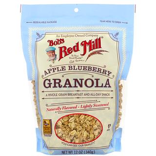 Bob's Red Mill, Granola, Apple Blueberry, 12 oz (340 g)