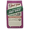 Bob's Red Mill, Organic Ivory Wheat Flour, 5 lbs (2.27 kg) (Discontinued Item)