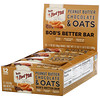 Bob's Red Mill, Bob's Better Bar, Peanut Butter Chocolate & Oats, 12 Bars, 1.76 oz (50 g) Each