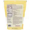 Bob's Red Mill, Organic Brown Rice Flour, braunes Bio-Reismehl, Vollkorn, glutenfrei, 680g (24oz.)