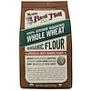 Bob's Red Mill, Organic 100% Stone Ground Whole Wheat Flour, 5 lbs (2.27 kg) (Discontinued Item)