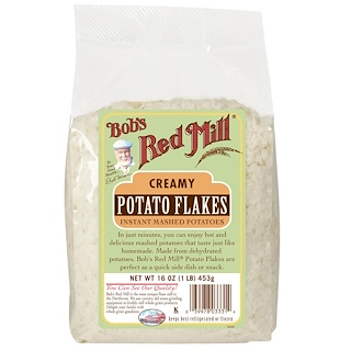 Bob's Red Mill, Potato Flakes, 16 oz (453 g)