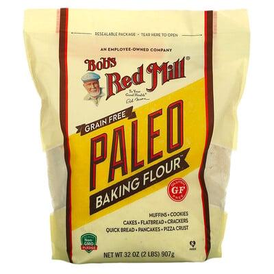 Купить Bob's Red Mill Paleo Baking Flour, Grain Free, 32 oz (907 g)