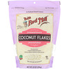 Coconut Flakes, Unsweetened, 10 oz (284 g)