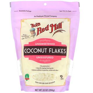 Bob's Red Mill, 椰子片,不加糖,非硫化,10 盎司(284 克)