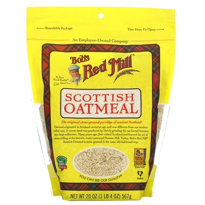 Bob's Red Mill Scottish Oatmeal, 20 oz ( 567 g)