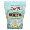 Bob's Red Mill, High Fiber Oat Bran Hot Cereal, 18 oz ( 510 g)