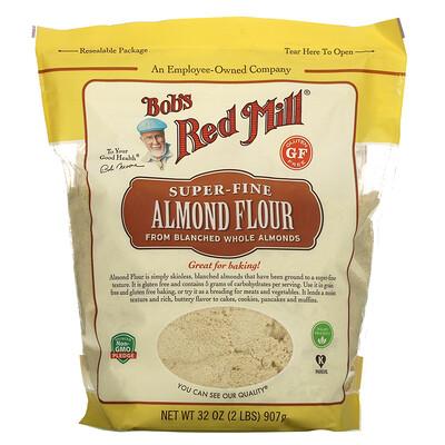 Купить Bob's Red Mill Super-Fine Almond Flour, 32 oz (907 g)