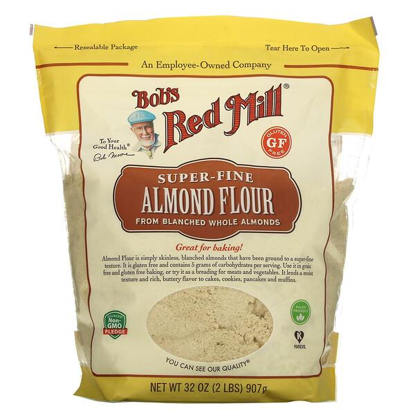 Super-Fine Almond Flour, 32 oz (907 g)