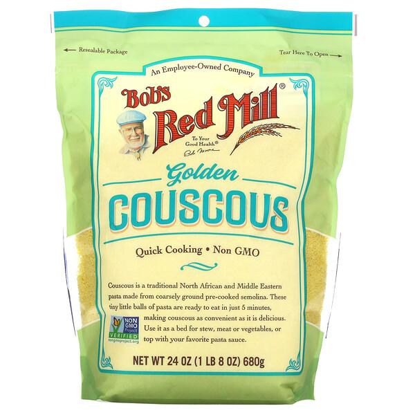 Golden Couscous, 24 oz (680 g)