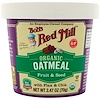 Bob's Red Mill, Organic Oatmeal Cup, Fruit & Seed with Flax & Chia, 2.47 (70 g)