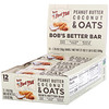 Bob's Red Mill, Bob's Better Bar, Peanut Butter Coconut & Oats, 12 Bars, 1.76 oz (50 g) Each