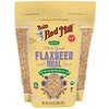 Bob's Red Mill, Organic Whole Ground Flaxseed Meal, 2 lbs (907 g)