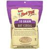 Bob's Red Mill, 10 穀物熱麥片,全穀物,25 盎司(709 克)